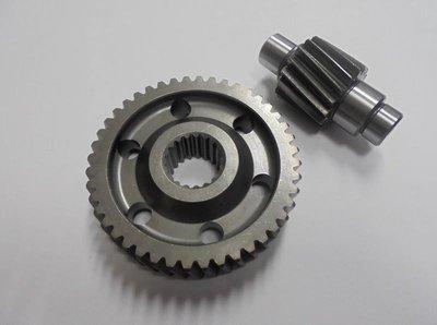 誠一機研 新雅部品 後加速齒輪 VJR 110 125 100 MANY 魅力 光陽 KYMCO 傳動齒輪 改裝