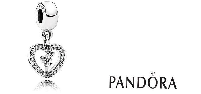金永珍珠寶鐘錶*PANDORA 潘朵拉 原廠真品 樂園限定 愛心小精靈 Tinker Bell 現貨*