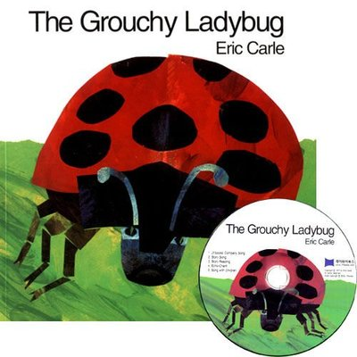 【書+JYbooks CD 】The Grouchy Ladybug ~另售單書/單CD【吳敏蘭~CH3 我家有個,動物園 Animals】