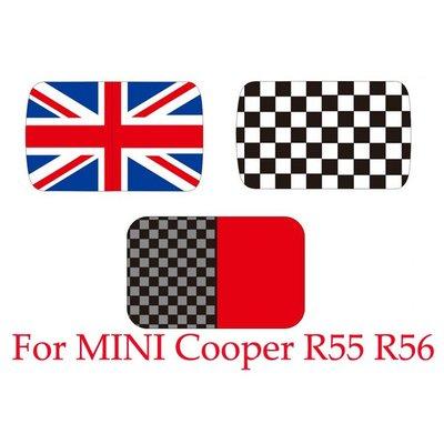 Mini Cooper R55 R56汽車車頂天窗裝飾創意貼-極限超快感