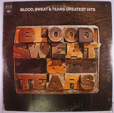 《二手美版黑膠》Blood, Sweat & Tears Greatest Hits