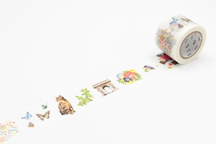 【R的雜貨舖】紙膠帶分裝 日本mt和紙膠帶_EX系列_生活素材的發揮空間