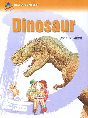 國中英語閱讀 英文繪讀本 Dinosaur!  《Read & Enjoy》  原價120元 【全新 未使用】