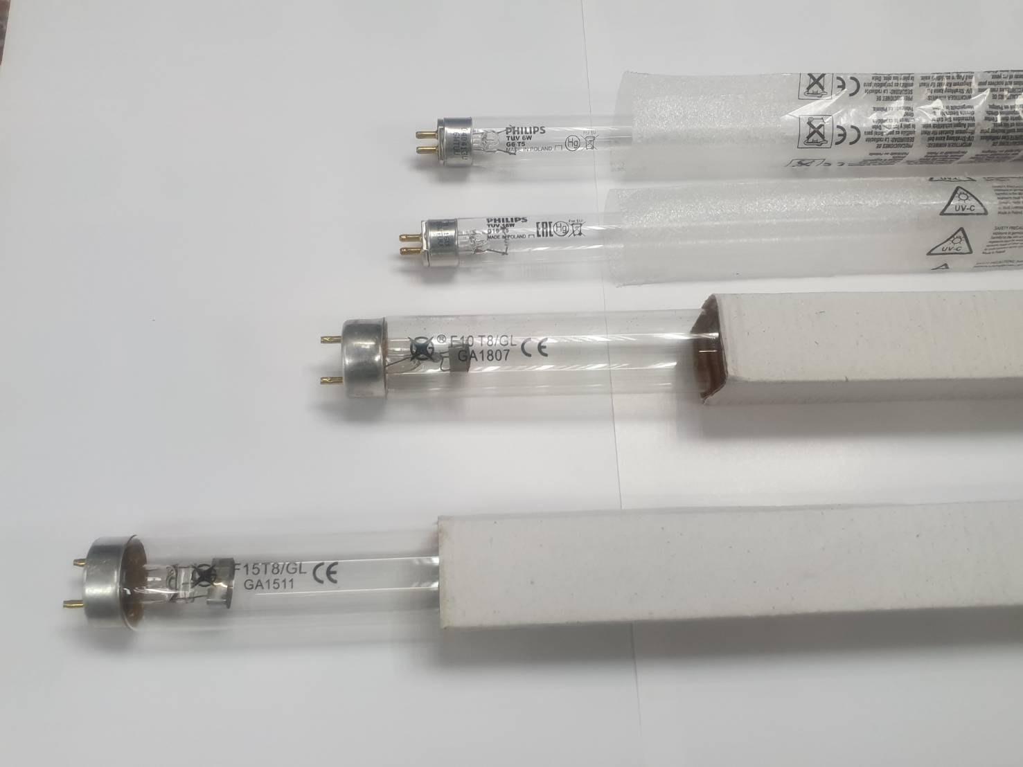 【EASY館】~ 15W紫外線燈管 烘碗機用AC110V T8