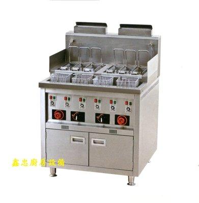 鑫忠廚房設備 餐飲設備:六槽義大利式煮麵機-賣場有工作臺-冰箱-水槽-烤箱-攪拌機