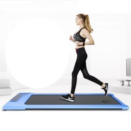 熱銷家用款平板跑步機小型超薄迷妳超靜音室內健身走步機LX