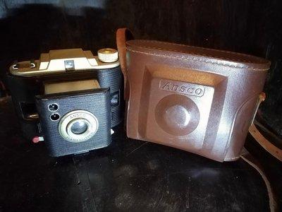 Ansco 古董底片相機