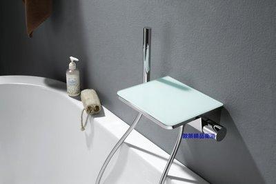 【歐築精品衛浴】BETTOR✰ 夢幻系列瀑布淋浴龍頭-面貼強化玻璃