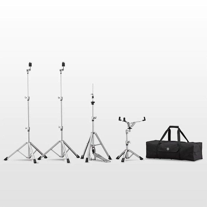 造韻樂器音響- JU-MUSIC - 全新 YAMAHA HW3 高級輕量硬體組合 輕量化腳架組 附隨身攜帶盒