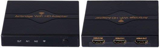 HDMI無線高解析分配器 二進一出高解析自動切換器