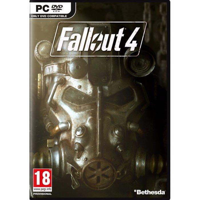 PCGAME-Fallout 4 異塵餘生4(中英文版)