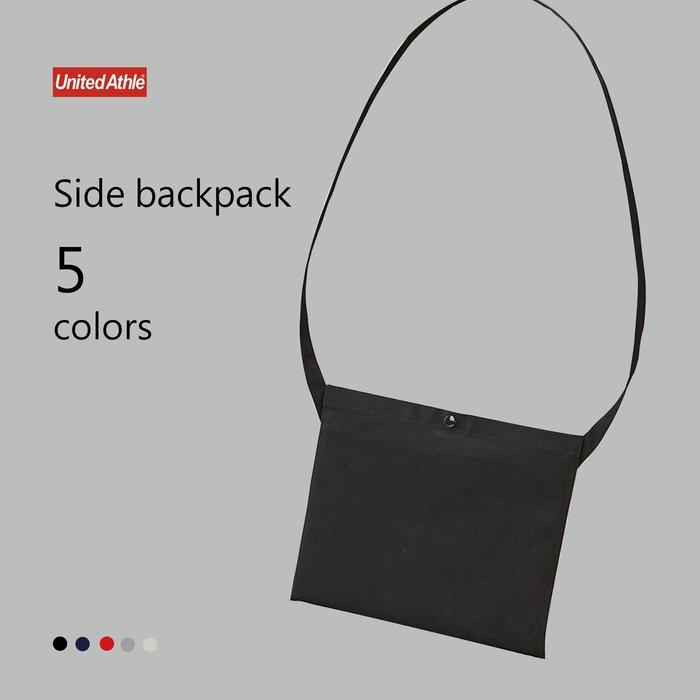 WaShiDa【UA1461】United Athle × 帆布單肩背包