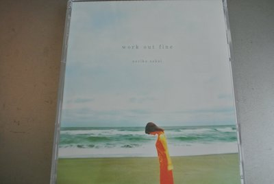 CD~ Work out fine norriko sakai 酒井法子 ~1998 Victor TCD-981043