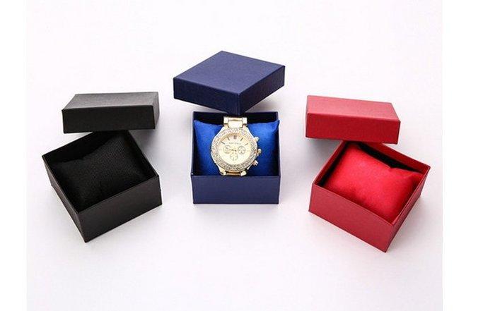【包裝 家】包裝 手環 飾品 包裝盒 手環包裝盒 手錶盒子 批發 精品 手錶飾品紙盒子 送禮  令開單 250個