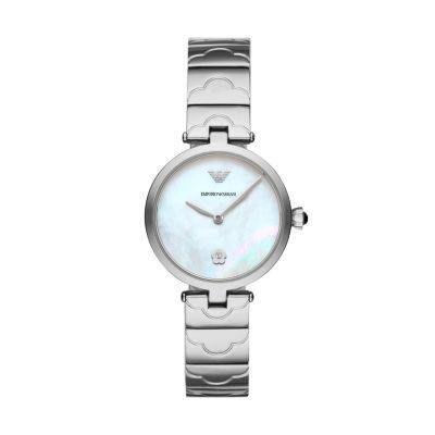 雅格時尚精品代購EMPORIO ARMANI 阿曼尼手錶AR11235 經典義式風格簡約腕錶 手錶