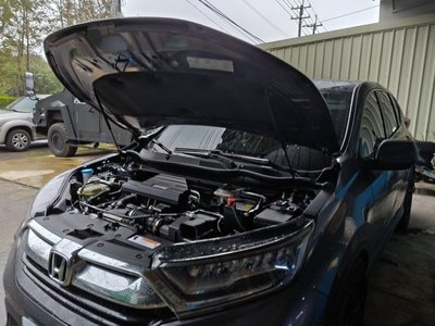 【精宇科技】HONDA CRV5代  引擎蓋油壓頂桿 撐桿