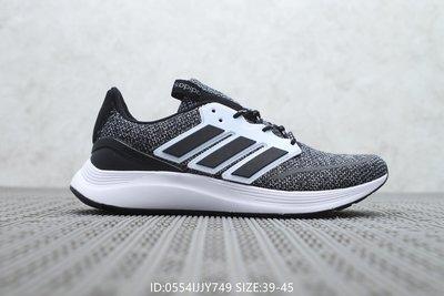 Adidas Energy Falcon Ltd 男款復古三葉草運動跑步鞋