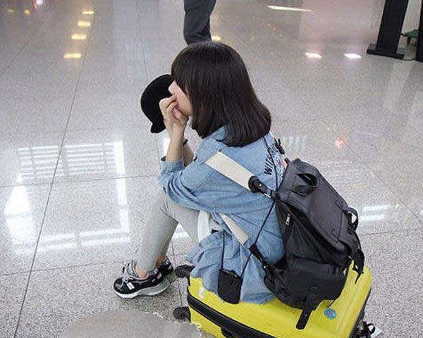 5Cgo【鴿樓】會員有優惠 13559226478 韓國大背包 旅行包明星款時尚後背包 旅行書包 行禮包
