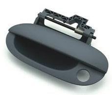 *HDS*BMW E39( 96- 03)素材黑色 車門外把手 520 528 97 01 02 外門把 外手把 外把手