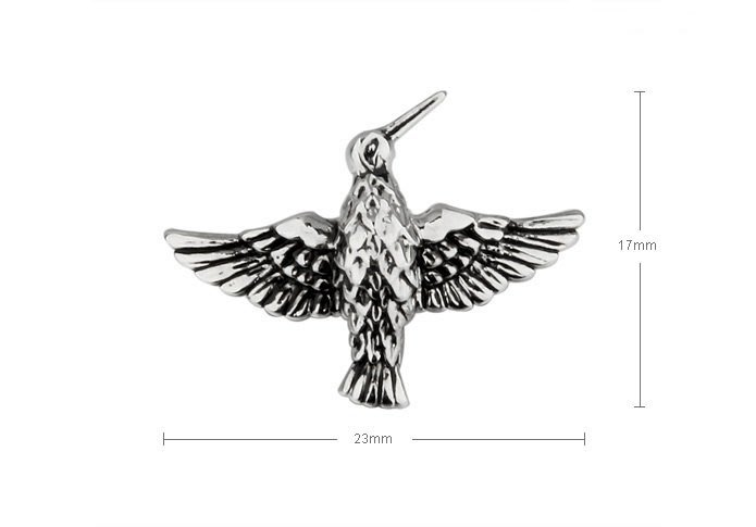 ☆TA精品☆ 男士精品-蜂鳥 胸針190102