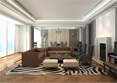台中室內設計,室內裝修,大陸豪宅設計裝修施工