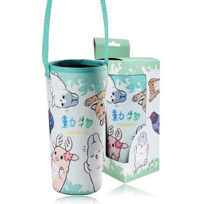 ㄇㄚˊ幾兔 獨家商品 麻幾搖搖杯提袋(1入) 麻吉多種款式 杯套 手搖飲料杯套 環保手提袋 適用一般手搖飲料杯套