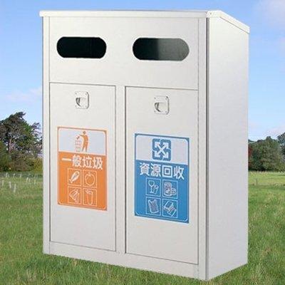 【量多可議價】不銹鋼二分類清潔箱/G2...