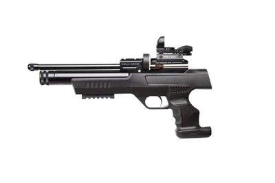 !《終極警探》0-AIR空氣槍-卡洛-KRAL-ARMS-PCP-蜂鳥-5.5mm-轉盤+可調伸縮托-手槍-NP01