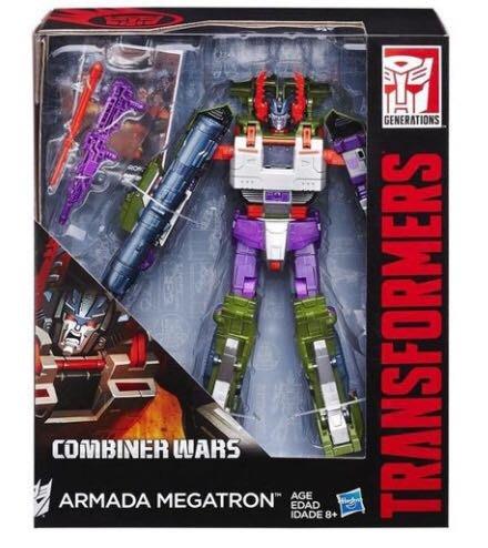 Transformers 變形金剛電影-無敵戰將-ARMADA MEGATRON