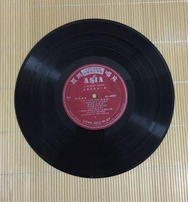 大衆名曲第一集「双音新立体聲」世界名曲 IN A CLOCK STORE(鐘錶店)黑膠唱片~裸片(十吋)