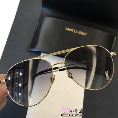 【小黛西歐美代購】YSL yves saint laurent 時尚商品 太陽眼鏡 顏色1 歐洲限量代購