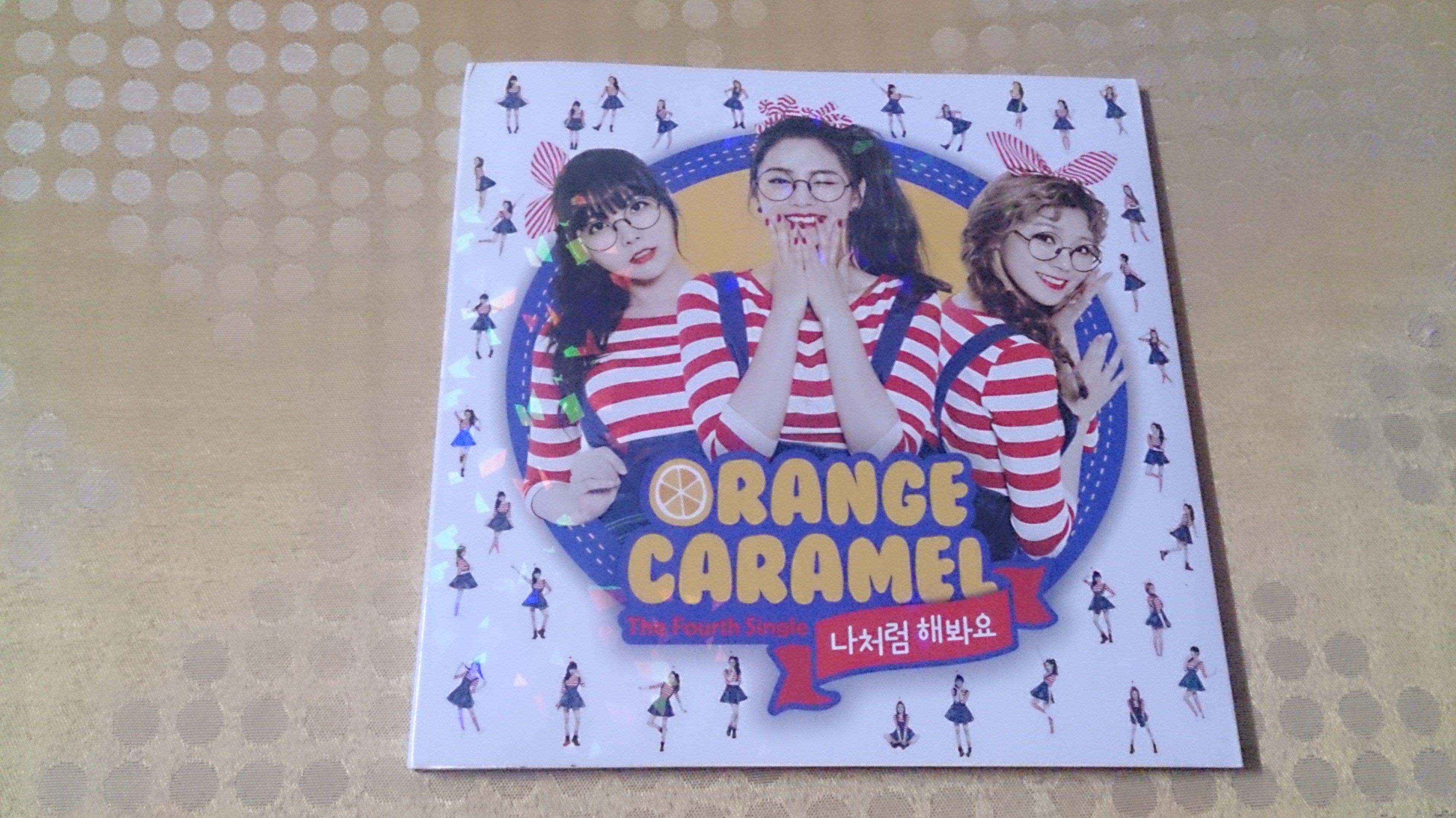 橙子焦糖 像我一樣 加贈DVD 非 周子瑜