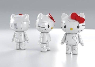金錢貓雜貨 全新 限量 未來樂園 20公分 Hello Kitty ROBOT KITTY 機器 凱蒂貓