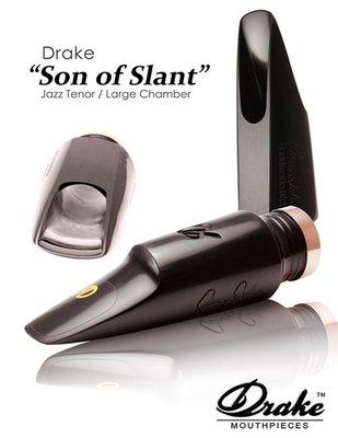 §唐川音樂§【Drake Son of Slant系列 Jazz Tenor 次中音 膠嘴】(美國製)