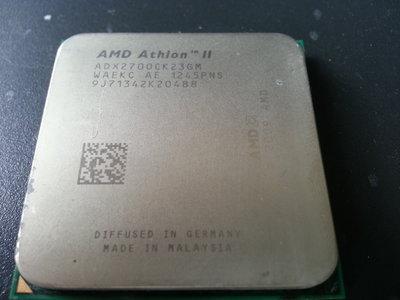 【 創憶電腦 】AMD ADX2700CK23GM AM2+ AM3 3.4GHz 直購價150元 台中市