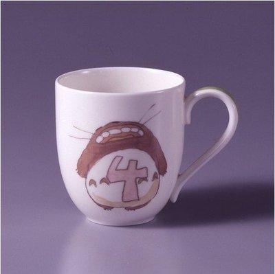 JP購✿15041500044 龍貓限定月份杯 4月 宮崎駿 TOTORO 骨瓷 馬克杯 杯子 斯里蘭卡Noritake