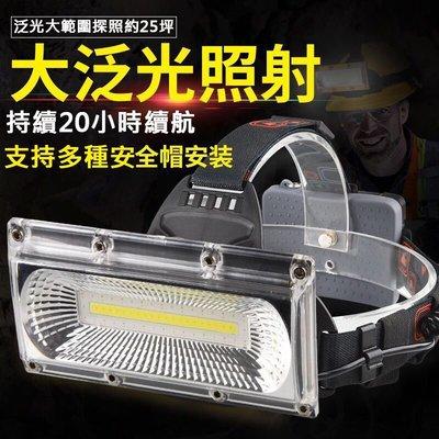 【台灣發貨】散光頭燈 led強光 充電...