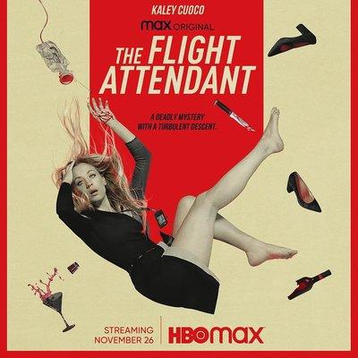 ☆炫彩影視☆藍光電影碟片 空乘危機 The Flight Attendant (2020) [2碟]藍光