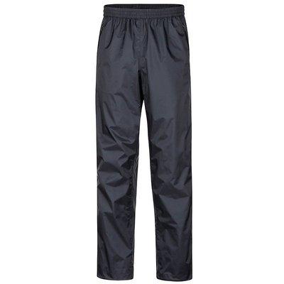【Marmot總代理】 PreCip Eco 男款半開防水透氣雨褲 41550  NanpPro™