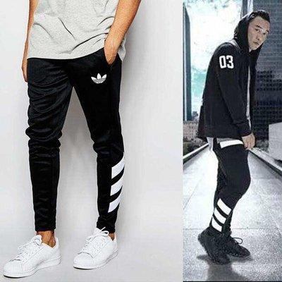 現貨 AJ7673 Adidas Originals 愛迪達 休閒褲 棉褲 運動褲 運動長褲 薄款 慢跑 縮口褲