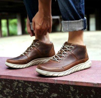 CAT/P721087 卡特 專櫃最新版 ease科技減震運動休閑男鞋 低幫短靴 男靴 工裝靴