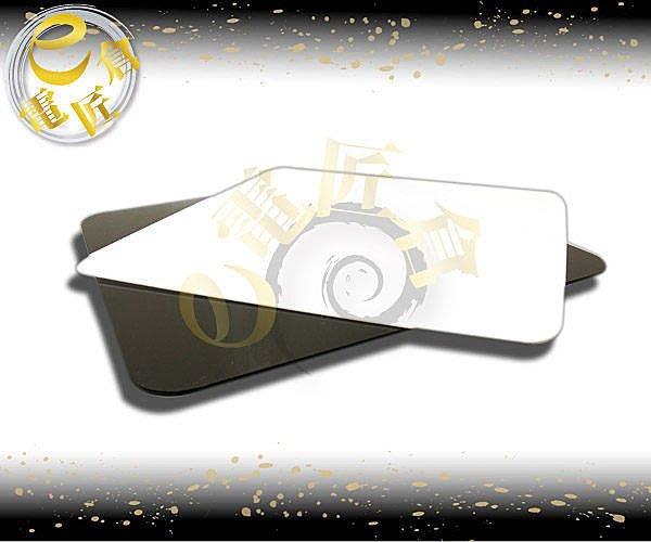 『e電匠倉』60X60公分 倒影反射板 專業級倒影板 雙鏡面設計 珠寶台 鏡射板 鏡射台