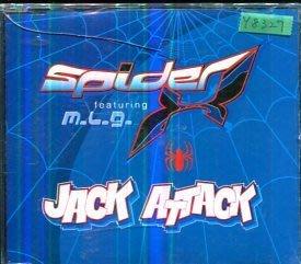 *還有唱片行* SPIDER / JACK ATTACH 二手 Y8327 (49起拍)