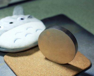 @萬磁王@釹鐵硼強力圓形大磁鐵-60mmx10mm-像太陽餅一樣大的磁鐵