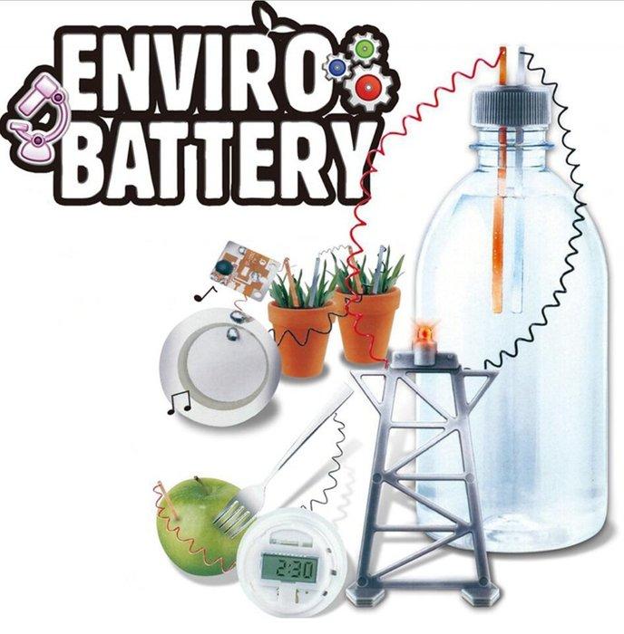 【好孩子福利社】實驗玩具 DIY科學玩具套裝 大自然發電物理玩具 環保大自然