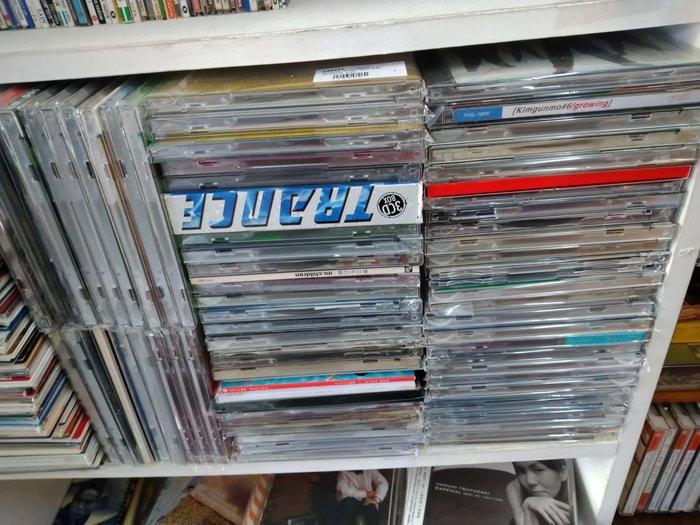 限來店挖寶 勿網路提問 出清300張 日本 外國 (沒有國語的)  音樂CD 12CM SINGLE 大量全日本歌手