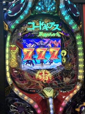 柯先生日本原裝小鋼珠柏青哥2018CR反逆的魯路修~皇帝之路漫畫電玩機台大型電動機台遊藝場的聲光效果刺激家用型電動玩具
