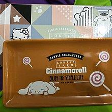 7-11 Sanrio Characters x Lowrys Farm 碟 Cinnamoroll 玉桂狗 陶瓷碟 ceramic plate 大耳狗