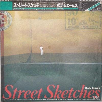 黑膠唱片 Bob James - Street Sketches Bob James Hits 2