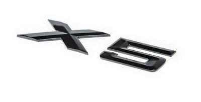【樂駒】BMW X5 G05 原廠 黑色 字標 後車廂 後行李廂 字符